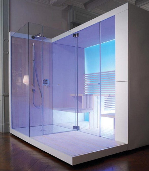 home-steam-room